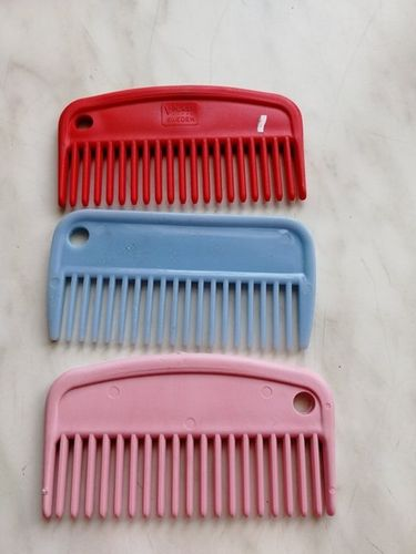 mane comb, 3 color